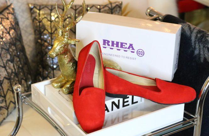 Rhea Footwear flats, giveaway