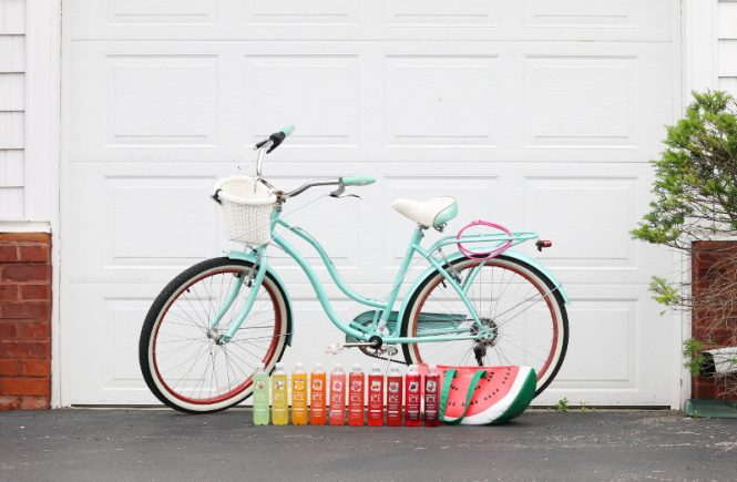 Sparkling Ice Drinks, Biking, Bike