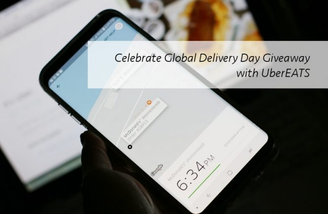 Global Delivery Day with UberEATS
