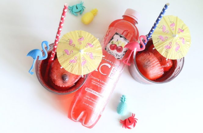 Sparkling Ice Fruity Summer Drinks
