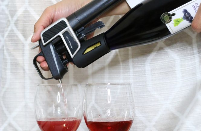 Coravin Wine Bottle Opener Gadget