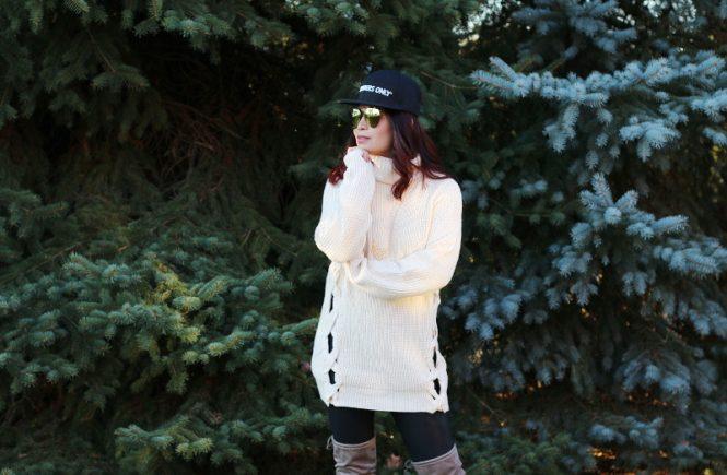Shop Tobi Turtleneck Sweater